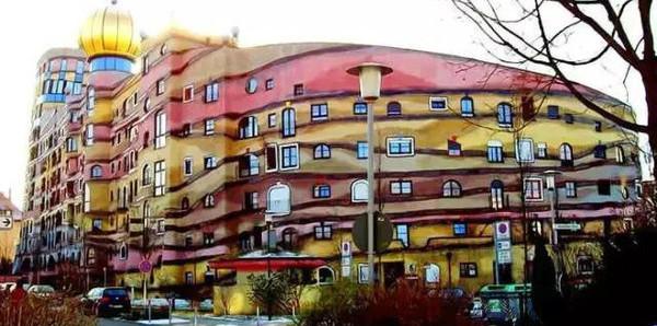 世界顶级妖孽建筑,设计师们就是这么任性!是否能让慵懒的你眼前一亮?